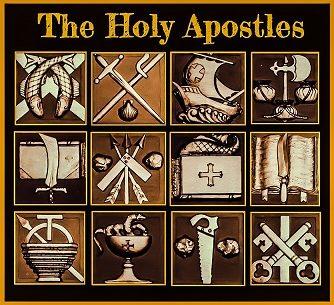 Symbols of the Apostles