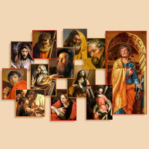 the Holy Apostles Collage