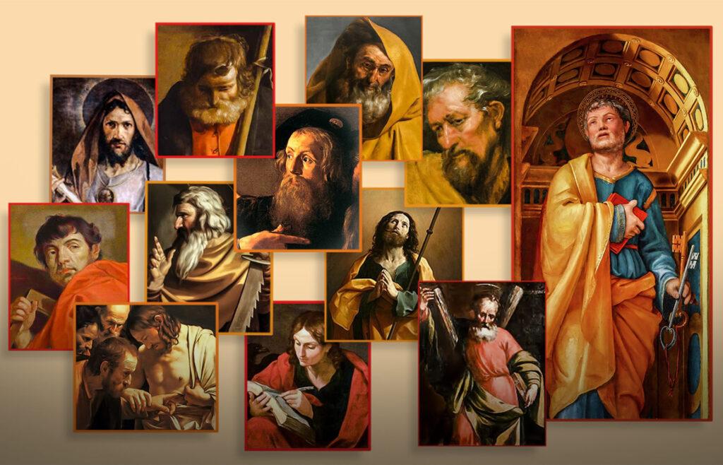 the Holy Apostles
