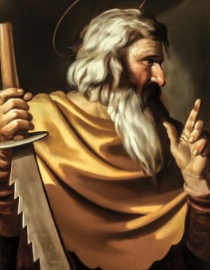 Characteristics of Saint Simon, the Zealot