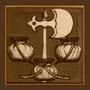 Symbol Saint Matthew