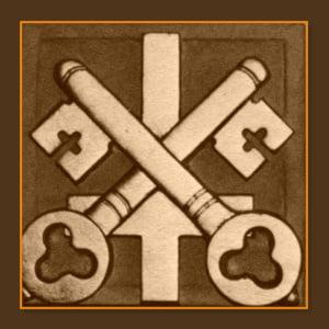 Symbol Saint Peter