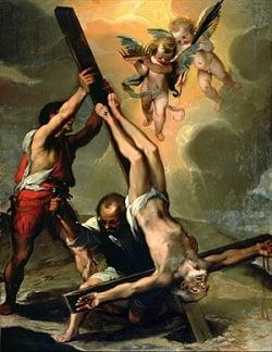 Death of Saint Peter