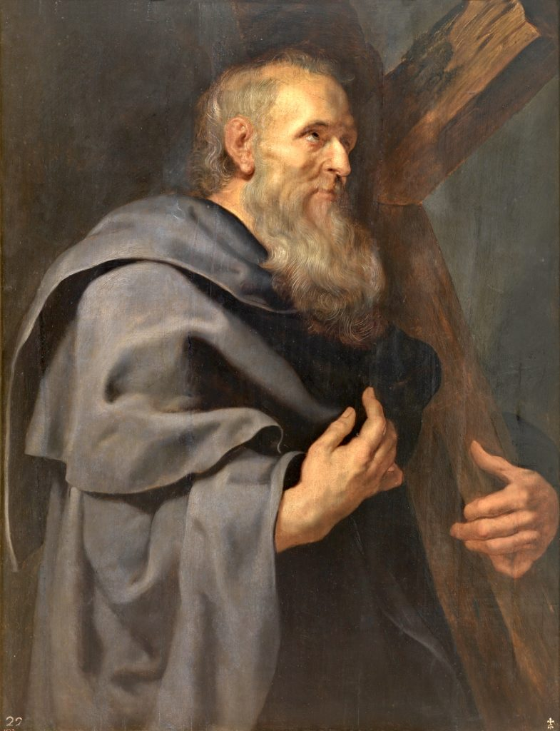 Rubens Apostel Philippus