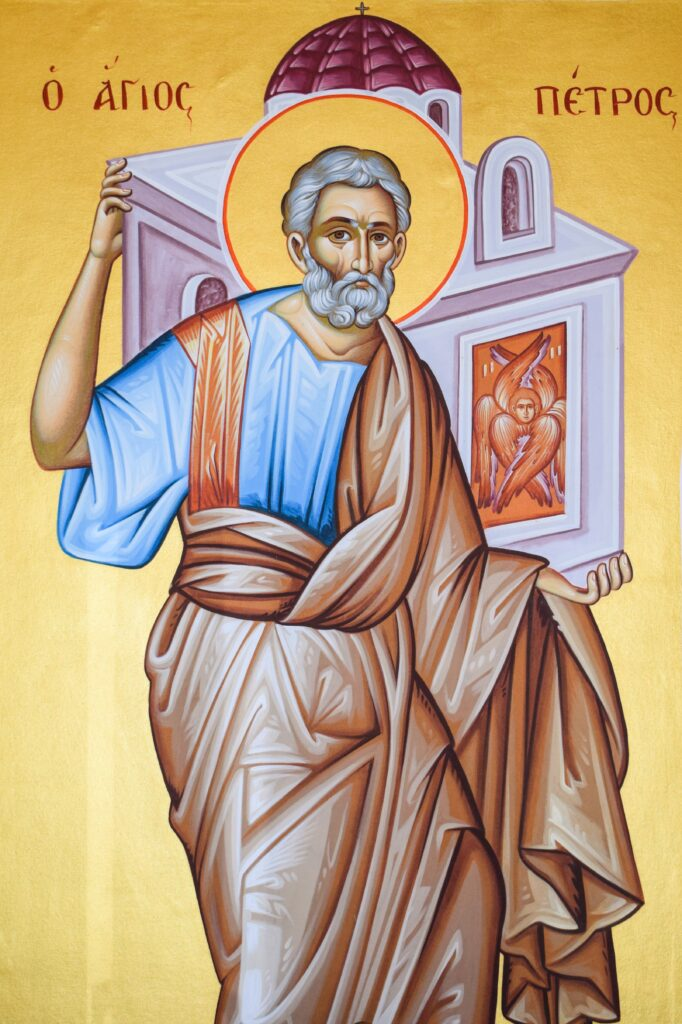 Peter the Disciple Facts
