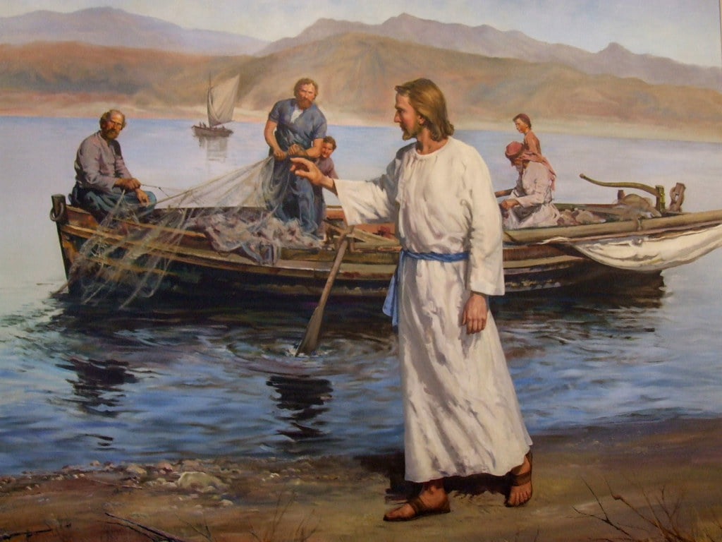 Jesus was a fisher of men.