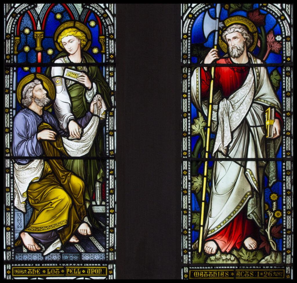 The Election of Saint Matthias