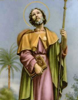 Characteristics of Apostle James the Greater