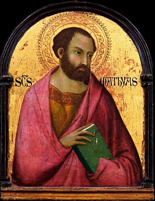 Characteristics of Saint Matthias
