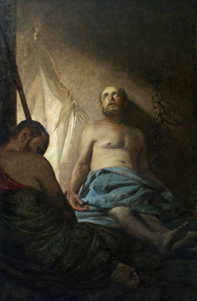 The Apostle Peter in Prison