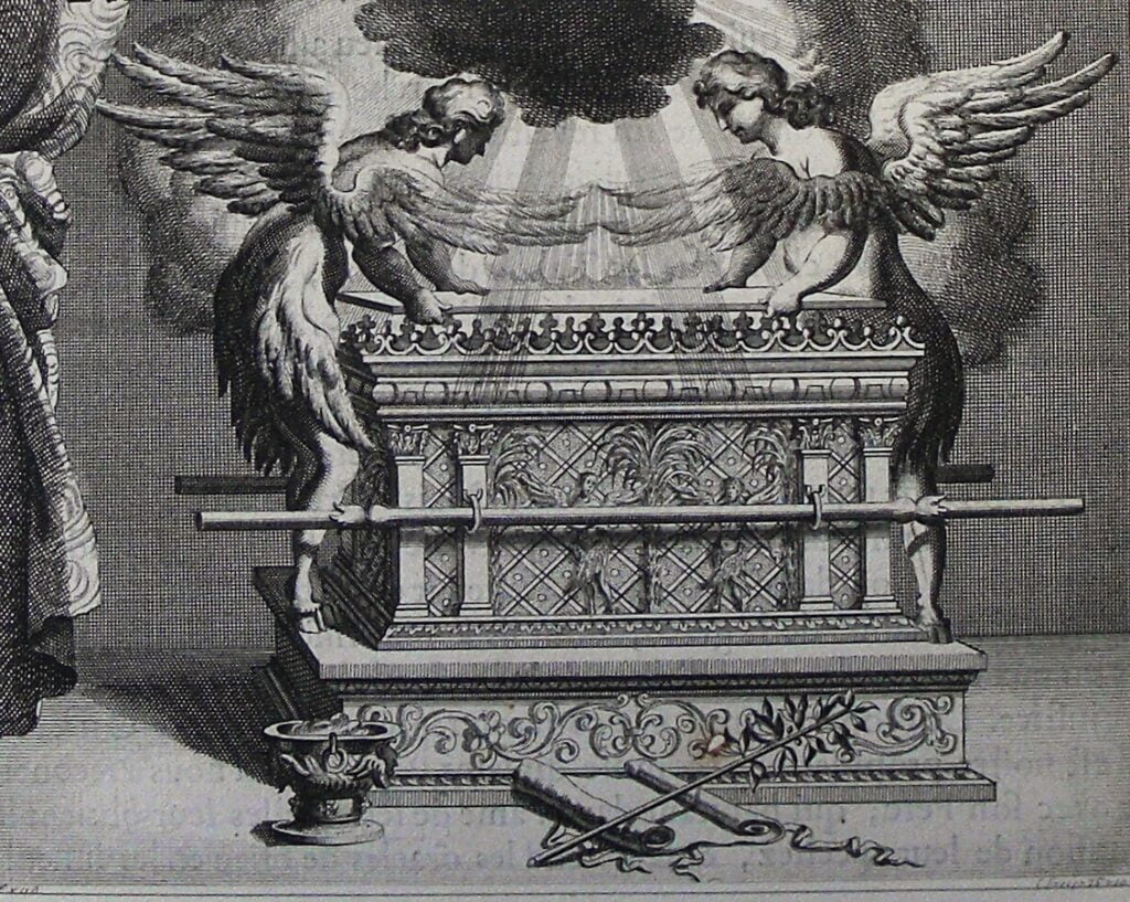 A print from the Phillip Medhurst Collection of Bible illustrations in the possession of Revd. Philip De Vere at St. George's Court, Kidderminster, England.