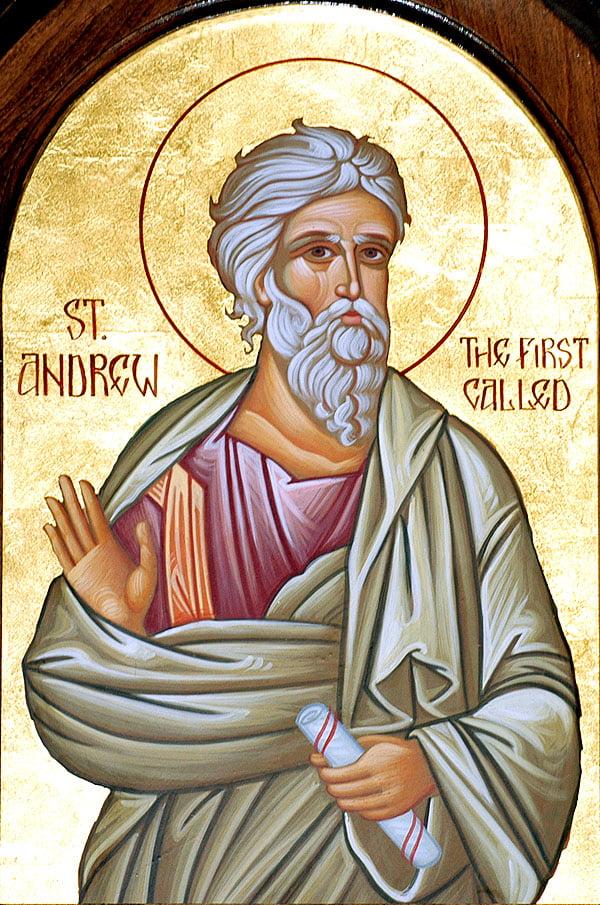 Characteristics of Apostle Andrew