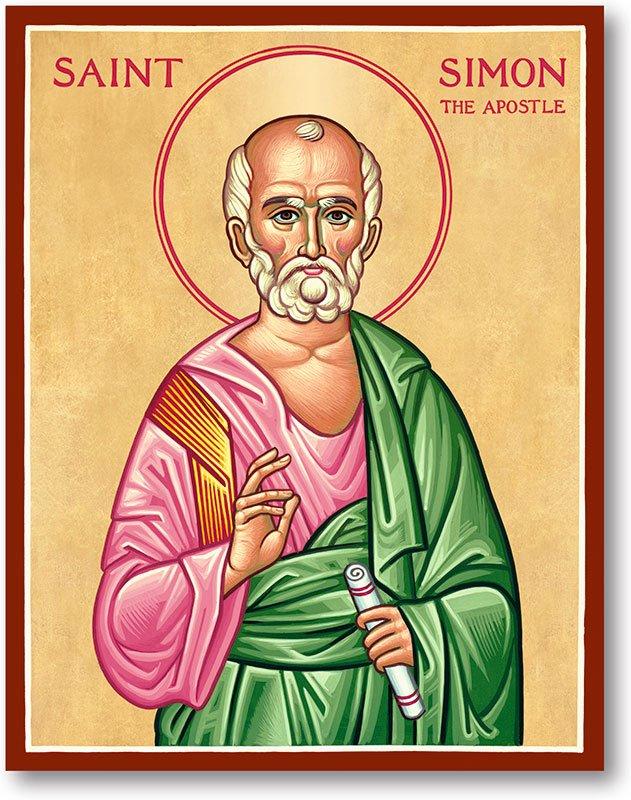 Characteristics of Saint Simon