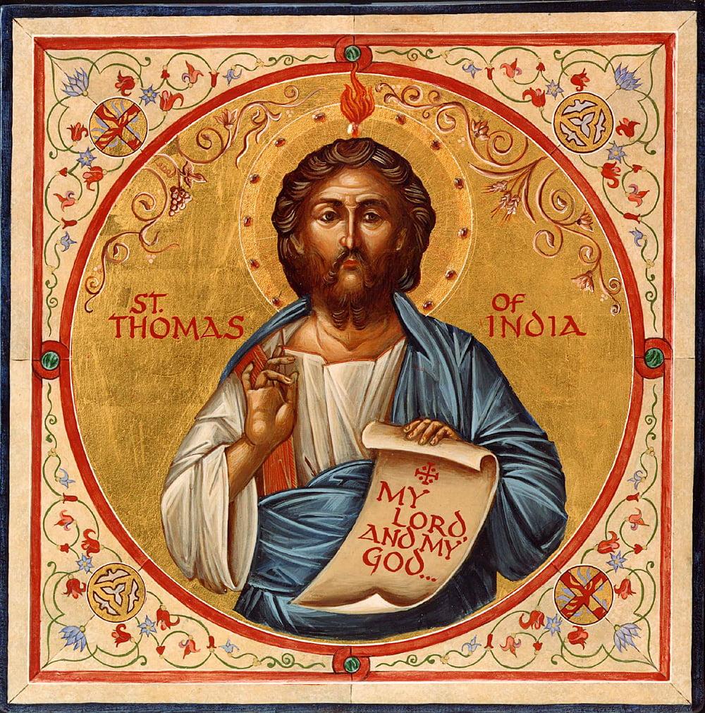 St Thomas the apostle of India
