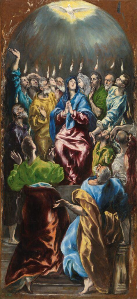 The Spiritual Encounter of the Apostles